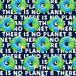 there is no planet b - donuts - earth - navy - LAD19