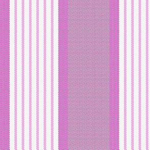 Ticking Triple Stripe in Pink
