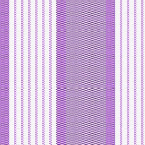 Ticking Triple Stripe in Purple
