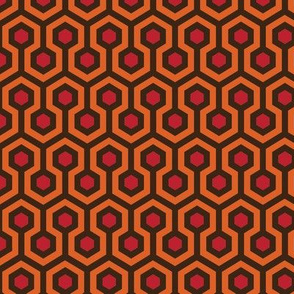 Overlook Hotel Carpet