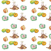 Wild Veggie Fall Pattern
