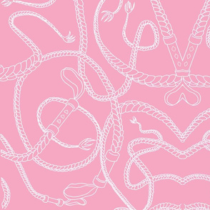 I <3 Whips (Pastel Pink)