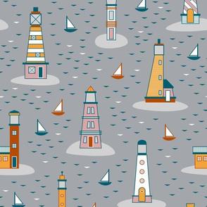 Lighthouses (Coastal)