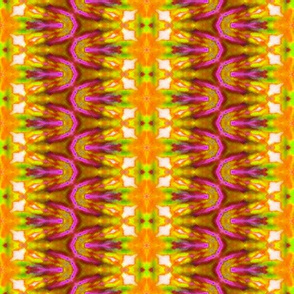 Horseshoe Tie Dye