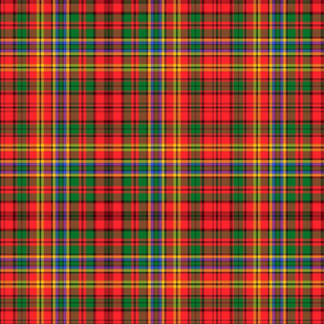 Christmas tartan based on Waggrall #2