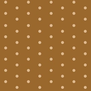 Jungle Hide Polka Dots