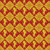 Griffindor royal tapestry