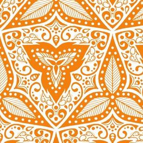 Hiding Mice - Orange
