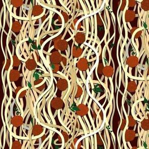 Spahetti and Meatballs