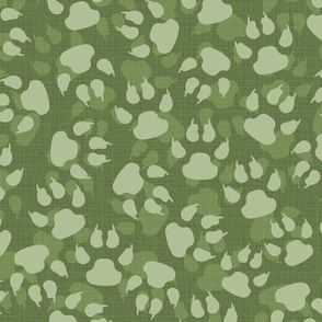 Jungle Tracks Green