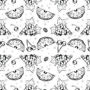 Bubbly Fruits