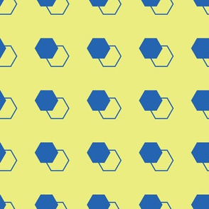 hexagons on Lemon
