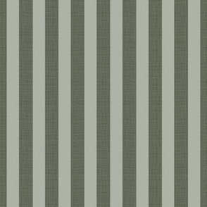 Greenish Gray Striped Coordinate