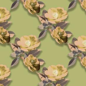 Camellia Garden Chinoiserie Princesse Langoureuse Grande