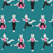 Fitness Cats 2