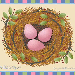 Rest in My Nest, Pink