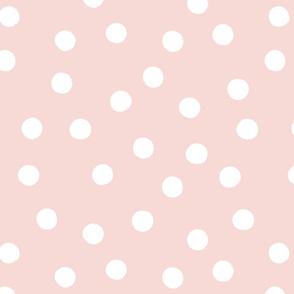 Polkadot - Blush