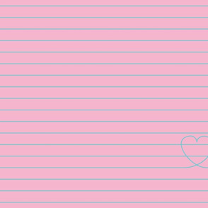 Love Note {Pink PMS 1895}