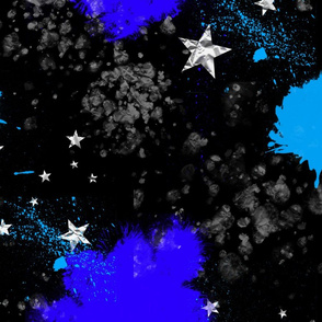 Splatter night