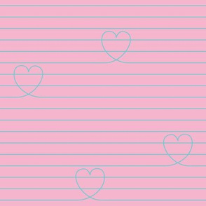 Love Notes  {Pink PMS 1895}