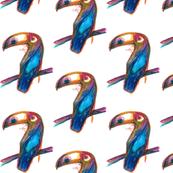 Parrot Half-Drop