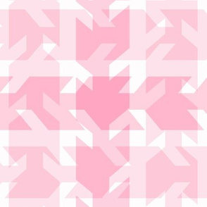 Pink Gray Grey Plaid