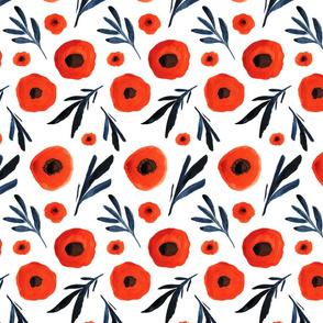 Poppy Specimen