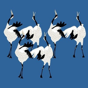 Dance of the Cranes 01
