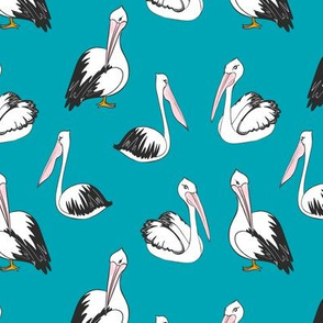 SF Pelican Nell Teal