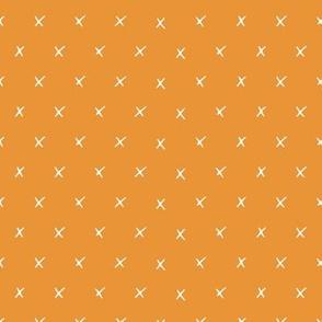 X coordinate (orange)