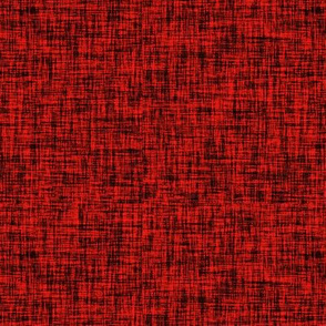 Textured Red and Black in Hard Mix