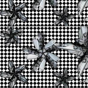 Checker Floral