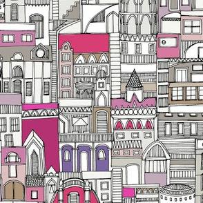 perpetual hillside pink small