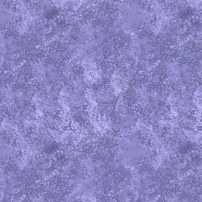 Blue purple splatter