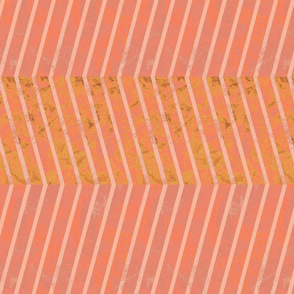herringbone_coral_melon