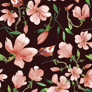 Magnolia Songbird Sienna