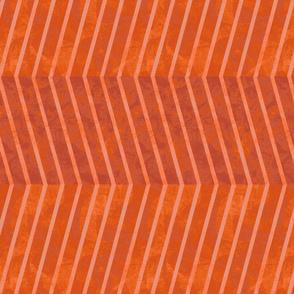 herringbone_coral_persimmon