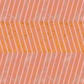 herringbone_melon_salmon