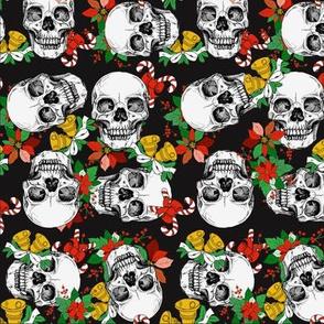 Xmas Skulls
