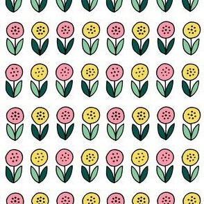 Drawn Flowers