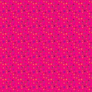 Civil War Mod Stars Bubblegum Pink