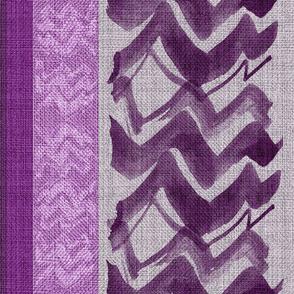 zigzag_violet_lilac_linen