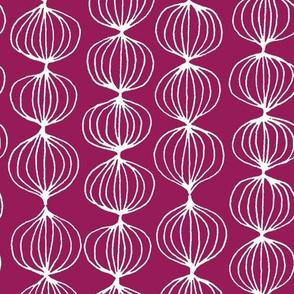 mod ogee - raspberry