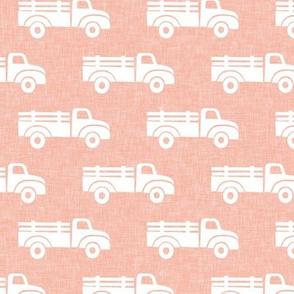 trucks - pink - LAD19