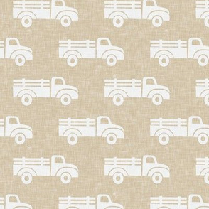 trucks - tan - LAD19