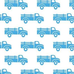 trucks - blue - LAD19