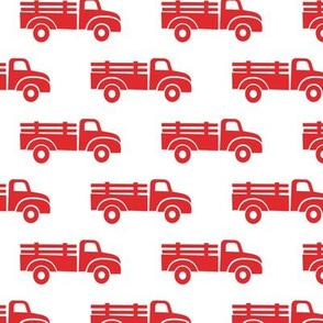 trucks - red - LAD19