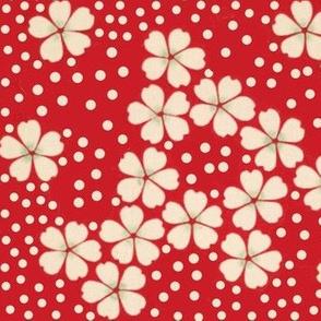Cherry Drift Red
