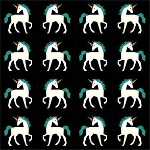 Rainbow Sparkles Unicorn