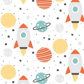 Space cuteness